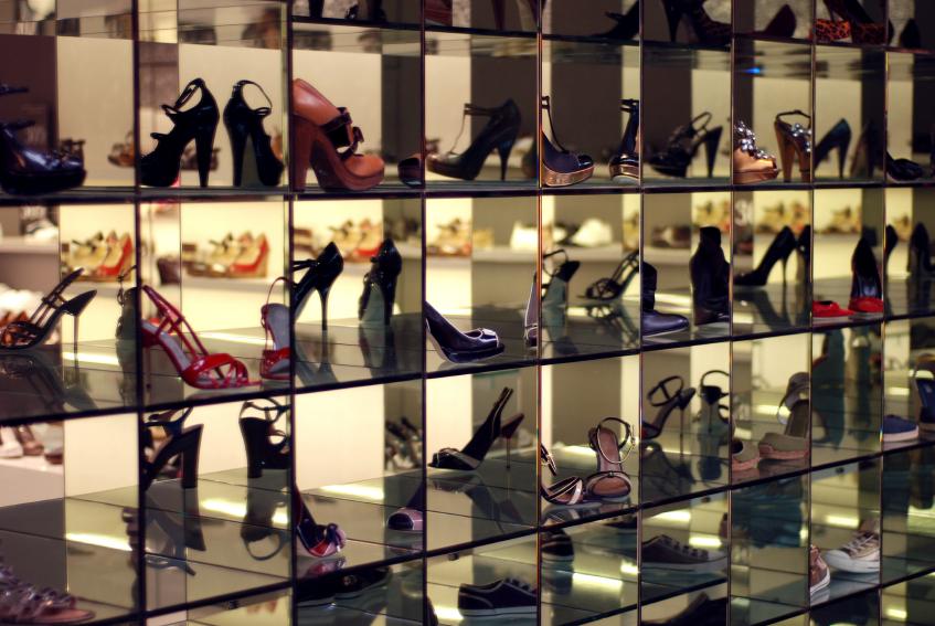 Id es et astuces de rangement pour les chaussures - Astuces pour ranger ses chaussures ...