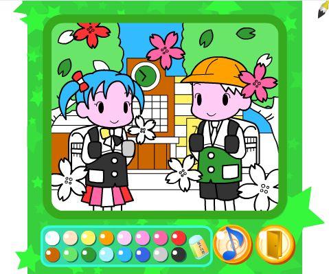 jeu de coloriage pour enfant