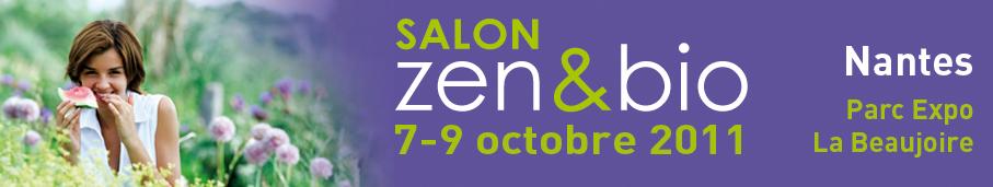 Salon zen bio 2011 nantes invitations gratuites for Salon gastronomie nantes