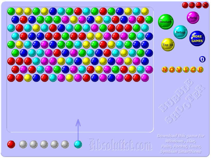 Bubble shooter jeu gratuit for Boule deboule le jeu