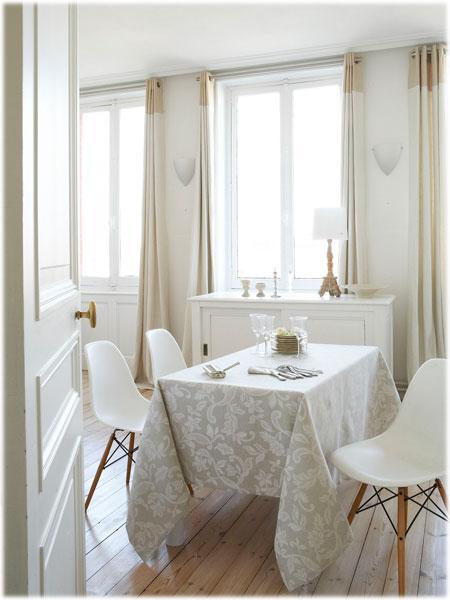 Linge de maison bochard paris douceur de vivre dans une for Decoration maison francaise