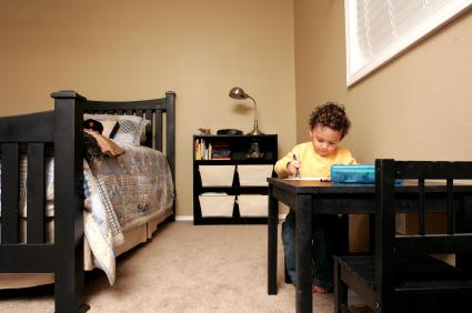 comment d corer une chambre d 39 enfant. Black Bedroom Furniture Sets. Home Design Ideas