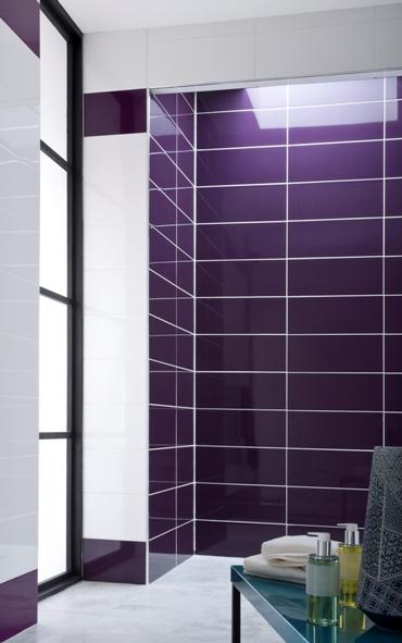 Des accessoires pleins de fra cheur pour la salle de bains avec lapeyre - Faience murale salle de bain lapeyre ...