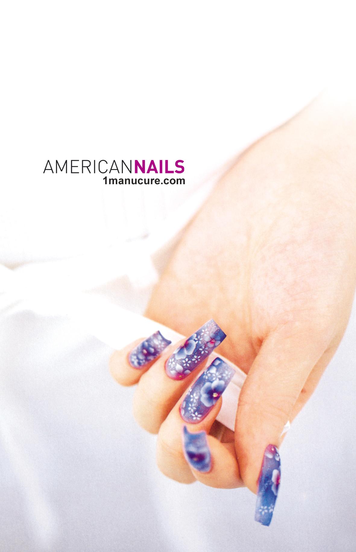 Manucure - video nail art - déco d'ongles