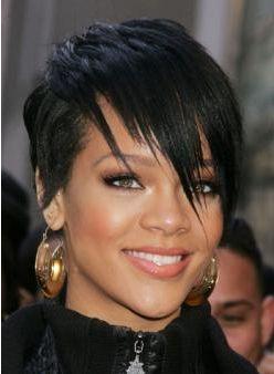 Tendances coiffure photos de coupes de cheveux courts for Coupe de cheveux de rihanna court