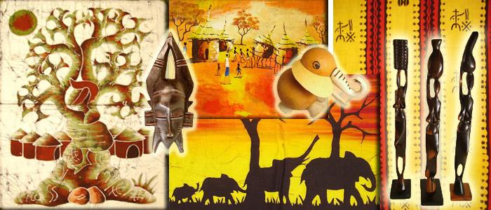decoration africaine