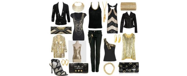 Adoptez le look glam rock
