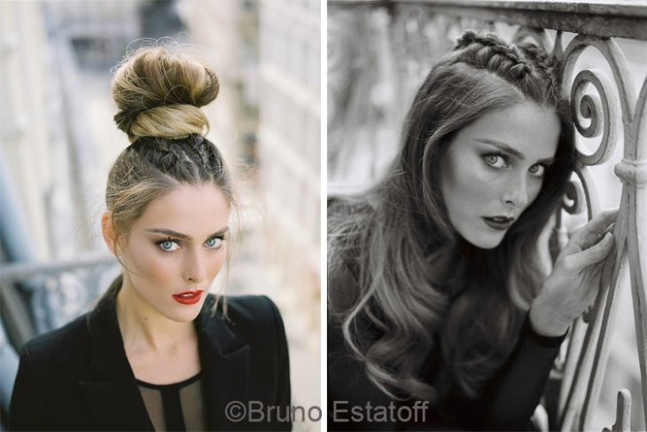 Coiffure - Bruno Estatoff - Collection 2017-2018