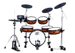 Jeu batterie Virtual drum set