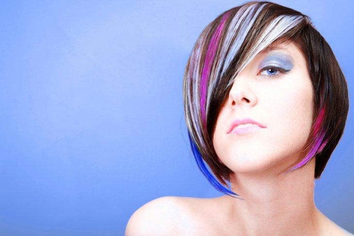 la coloration permanente ton sur ton ou temporaire - Ton Sur Ton Coloration