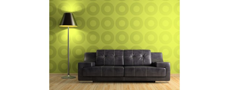 le papier peint une autre id e d co. Black Bedroom Furniture Sets. Home Design Ideas