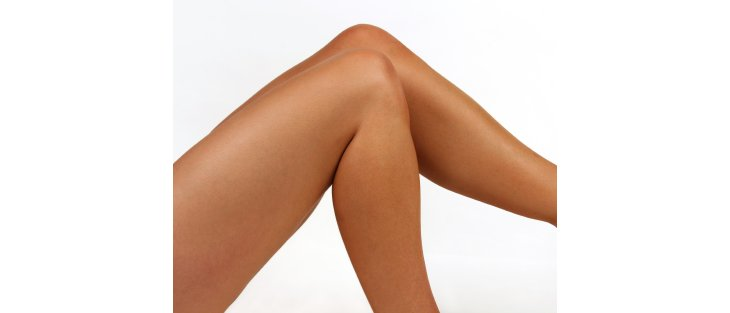 Des jambes sexy sous le froid