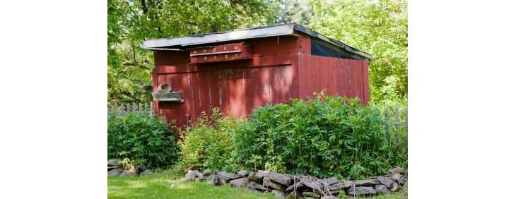 Construire une cabane dans son jardin que dit la loi for Cabane de jardin que choisir