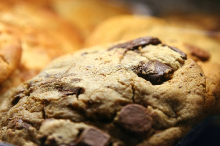Video recette des cookies au chocolat