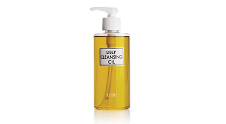 Huile démaquillante Deep Cleasing Oil de DHC