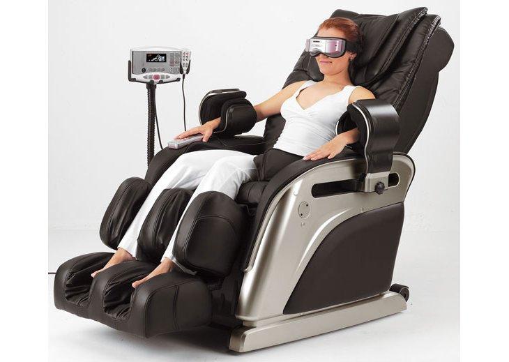 Fauteuil massant housse de massage efficacit des - Test fauteuil massant ...