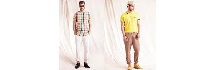 Zoom sur la collection Preppy Summer signée Ben Sherman