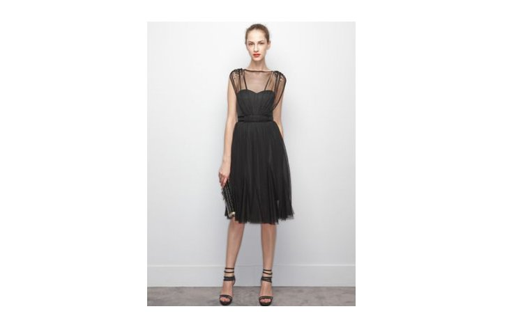 La collection « Little black dress » signée Viktor & Rolf ️