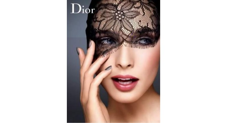 Maquillage - La collection Dentelle chez Dior