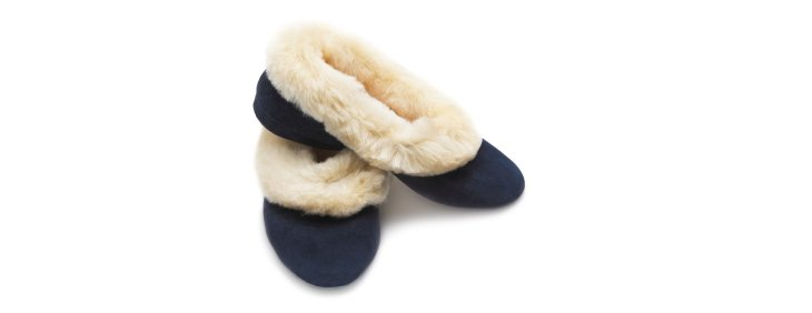 Chaussons tendance : les « slippers » s'affichent