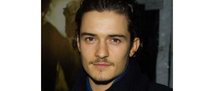 Orlando Bloom, le nouveau visage du parfum Boss Orange