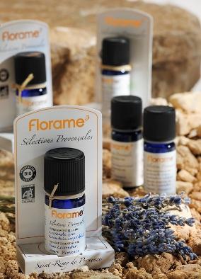 Florame sélectionne les meilleures huiles essentielles de Provence