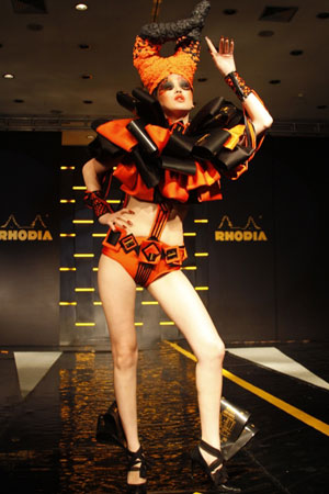 Rhodia Fashion Show