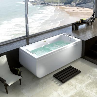 La baignoire ilot la nouvelle star des salles de bains for Peinture pour baignoire en email