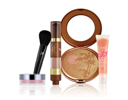 Bronze Riviera, la nouvelle collection maquillage de Lancôme
