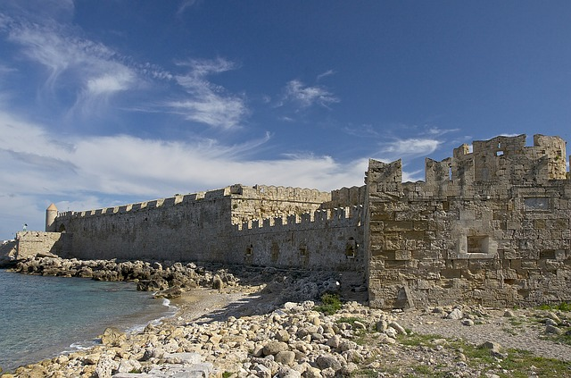 Fort Antique de Rhodes