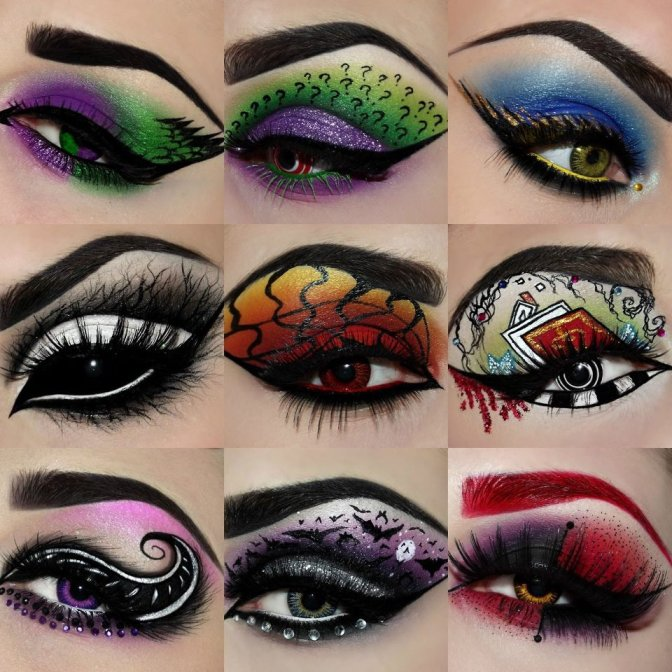 eye art © facebook.com/kikimonstress